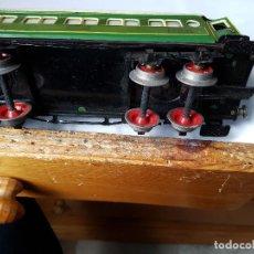 Trenes Escala: VAGON DE PAYA AÑOS 1940 GASTOS DE COPRREOS 7,50. Lote 164681810