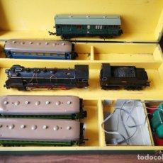 Trenes Escala: TREN SANTA FE 1101 DE PAYÁ ESCALA 0 EN CAJA ORIGINAL. Lote 164896426