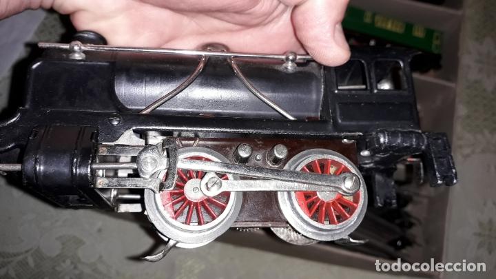 Trenes Escala: TREN PAYA LOCOMOTORA 984, ESCALA 0, TREN DE JUGUETE, TREN ANTIGUO, TREN PAYA - Foto 15 - 167567740