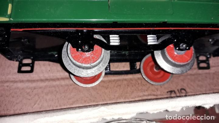 Trenes Escala: TREN PAYA LOCOMOTORA 984, ESCALA 0, TREN DE JUGUETE, TREN ANTIGUO, TREN PAYA - Foto 23 - 167567740