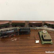 Trenes Escala: TREN BING ELECTRICO COMPLETO ESCALA 0. Lote 173203658