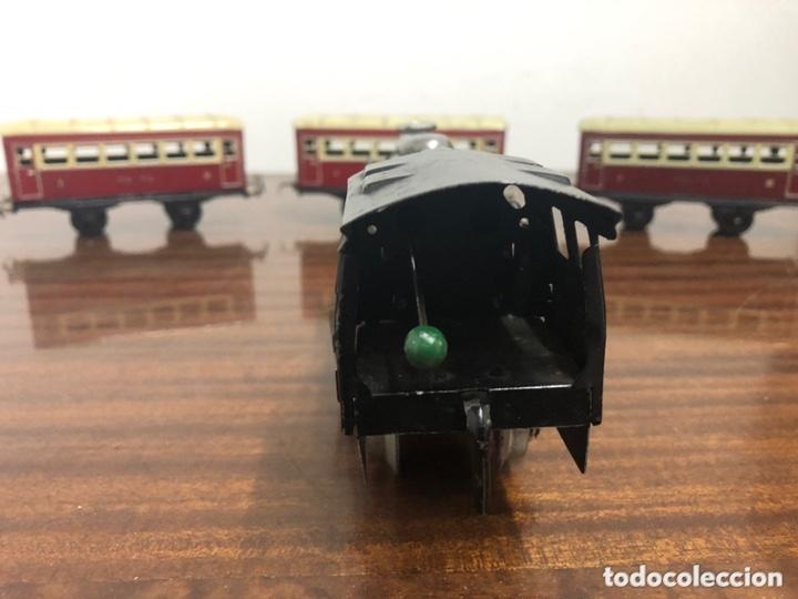 Trenes Escala: Tren locomotora Rico 1000 cuerda - Foto 5 - 173383170