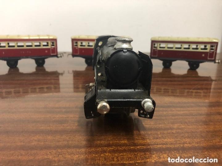 Trenes Escala: Tren locomotora Rico 1000 cuerda - Foto 6 - 173383170