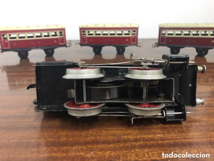 Trenes Escala: Tren locomotora Rico 1000 cuerda - Foto 7 - 173383170