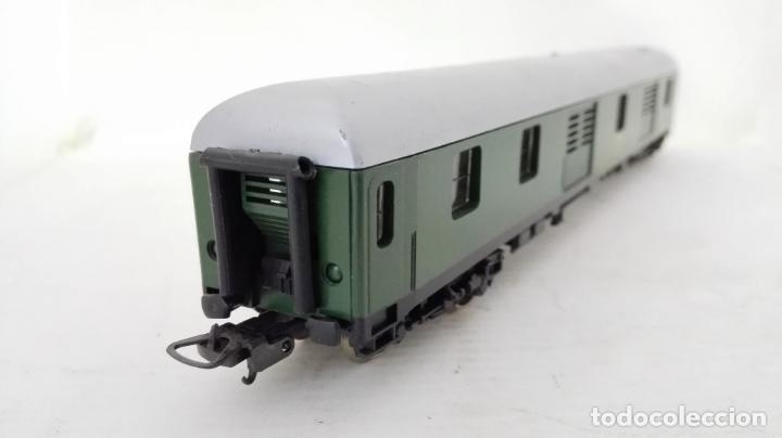Trenes Escala: VAGON DE TREN MERCANCIAS LIMA ITALY Nº 9142 - RENFE, CAJA ORIGINAL - Foto 3 - 173572433