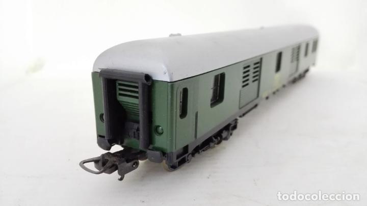Trenes Escala: VAGON DE TREN MERCANCIAS LIMA ITALY Nº 9142 - RENFE, CAJA ORIGINAL - Foto 4 - 173572433