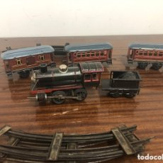 Trenes Escala: TREN BING GBN CUERDA 1908-1925. Lote 173791368