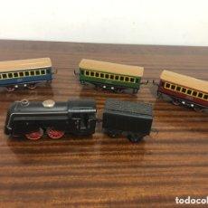 Trenes Escala: TREN FANTASMA PAYA CUERDA. Lote 174069848