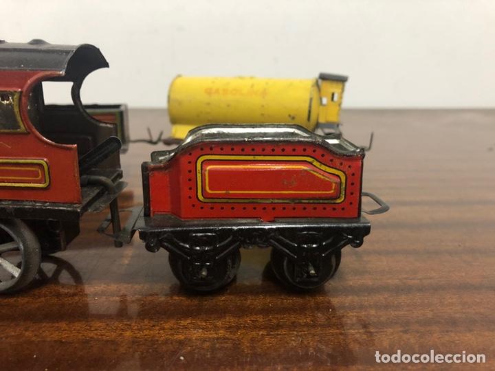 Trenes Escala: Tren a cuerda escala 0 - Foto 4 - 175646575