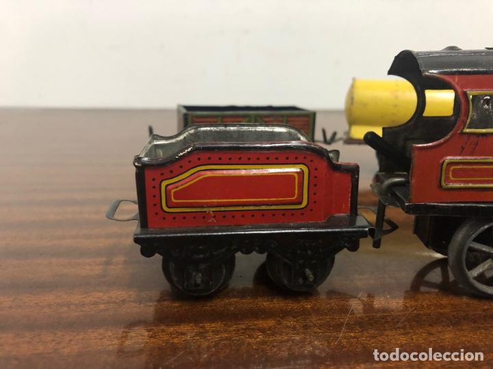 Trenes Escala: Tren a cuerda escala 0 - Foto 5 - 175646575