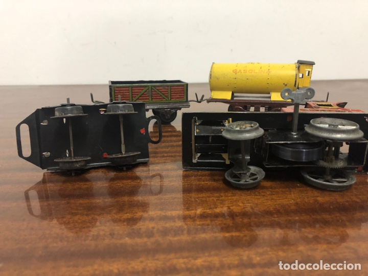 Trenes Escala: Tren a cuerda escala 0 - Foto 9 - 175646575