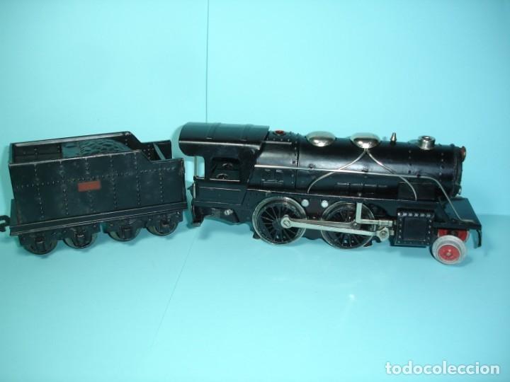 Trenes Escala: PAYA, LOCOMOTORA Y CARBONERA MODELO 987 - Foto 2 - 176596572