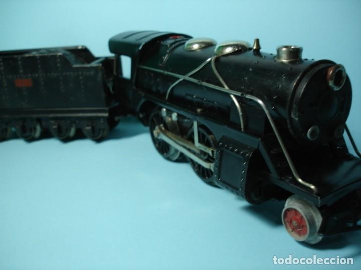 Trenes Escala: PAYA, LOCOMOTORA Y CARBONERA MODELO 987 - Foto 3 - 176596572