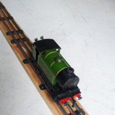 Trenes Escala: LOCOMOTORA HORNBY LNER 460. CUERDA. ESCALA 0. AÑOS 30-50. Lote 176684584