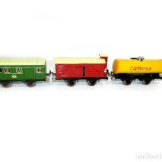 Trenes Escala: VAGONES TREN RICO SERIE 101, ESCALA 0. Lote 177023764