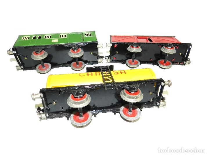 Trenes Escala: Vagones tren Rico serie 101, escala 0 - Foto 2 - 177023764
