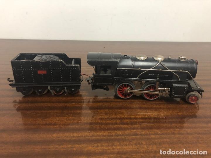 Trenes Escala: Locomotora Paya 987 con tender - Foto 2 - 177054132