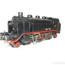 Trenes Escala: LOCOMOTORA VAPOR JOSFEL, ESCALA 0 AÑOS 40.. Lote 177702870