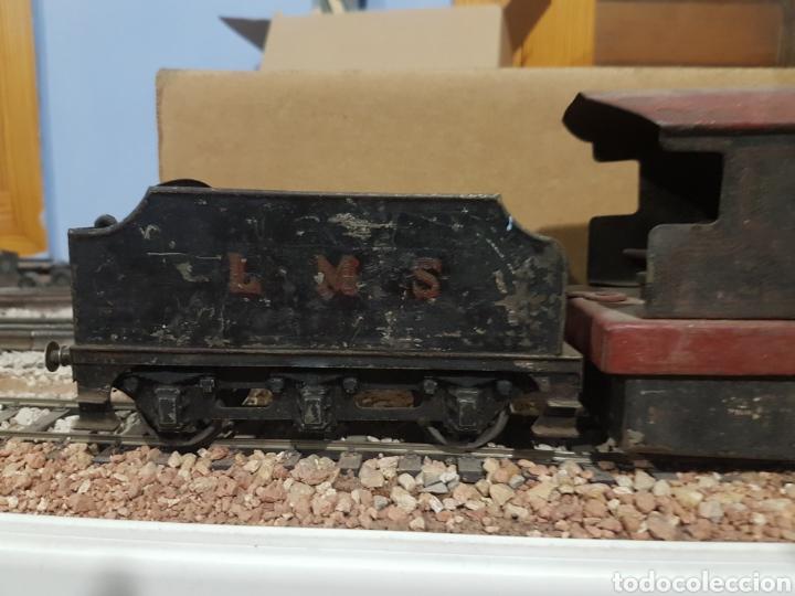 Trenes Escala: Locomotora Bowman vapor vivo escala 0 - Foto 4 - 178304342