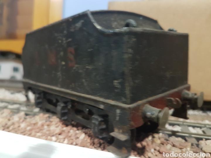 Trenes Escala: Locomotora Bowman vapor vivo escala 0 - Foto 6 - 178304342