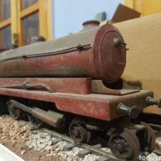 Trenes Escala: LOCOMOTORA BOWMAN VAPOR VIVO ESCALA 0. Lote 178304342