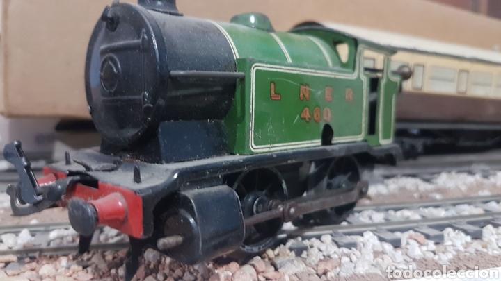 Trenes Escala: Locomotora cuerda Hornby escala 0 - Foto 2 - 178305081