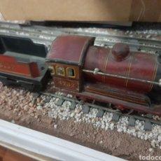 Trenes Escala: LOCOMOTORA CUERDA BING. Lote 178305183