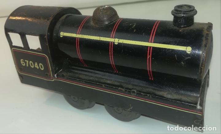 Trenes Escala: LOCOMOTORA A CUERDA MODELO 67040. GRAN BRETAÑA - Foto 3 - 178937496