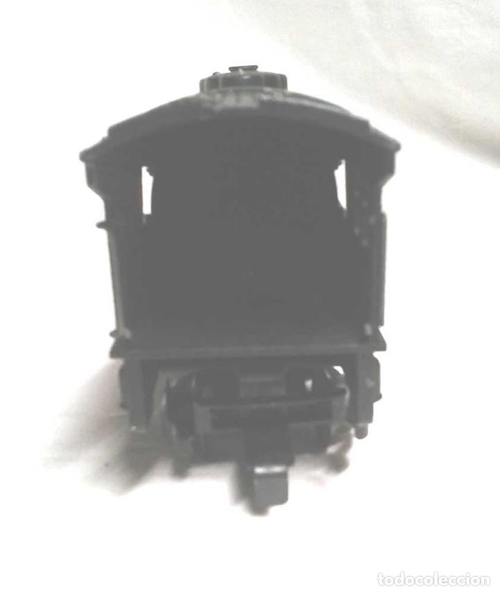 Trenes Escala: Locomotora Santa Fé y Vagón Carbonera New York Central Escala 0 - Foto 3 - 178952466