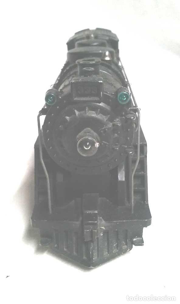 Trenes Escala: Locomotora Santa Fé y Vagón Carbonera New York Central Escala 0 - Foto 5 - 178952466