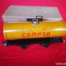 Trenes Escala: VAGON CAMPSA RICO EN CAJA ESCALA 0. Lote 179036896