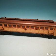 Trenes Escala: REMOLQUE DE AUTOMOTOR MANAMO ESCALA 0. Lote 179100091
