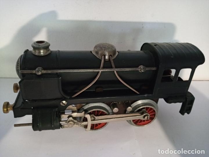 Trenes Escala: Locomotora vapor paya 984 escala 0 - Foto 3 - 181036065