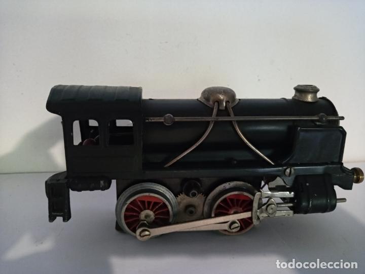 Trenes Escala: Locomotora vapor paya 984 escala 0 - Foto 4 - 181036065