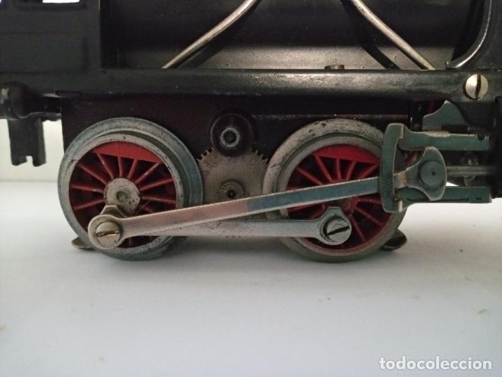 Trenes Escala: Locomotora vapor paya 984 escala 0 - Foto 5 - 181036065