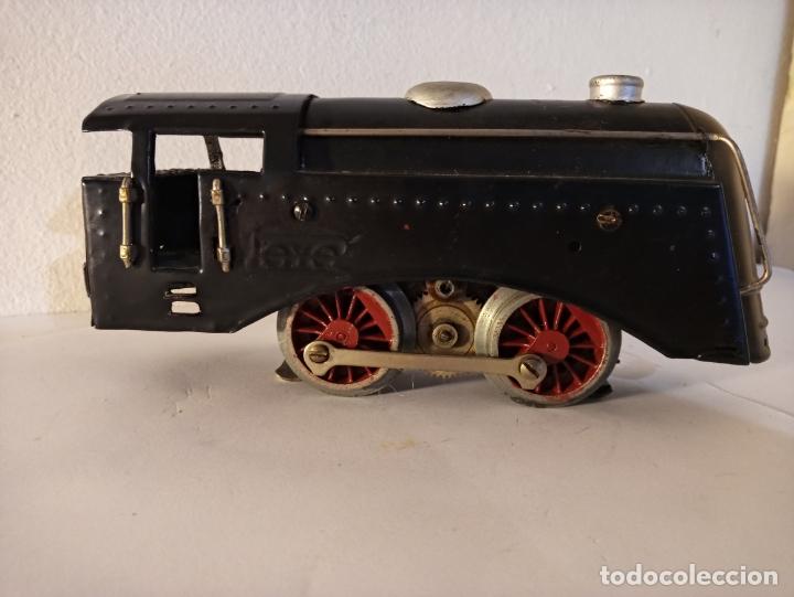 Trenes Escala: Locomotora vapor paya fantasma escala 0 - Foto 2 - 181072381