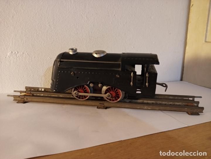Trenes Escala: Locomotora vapor paya fantasma escala 0 - Foto 9 - 181072381