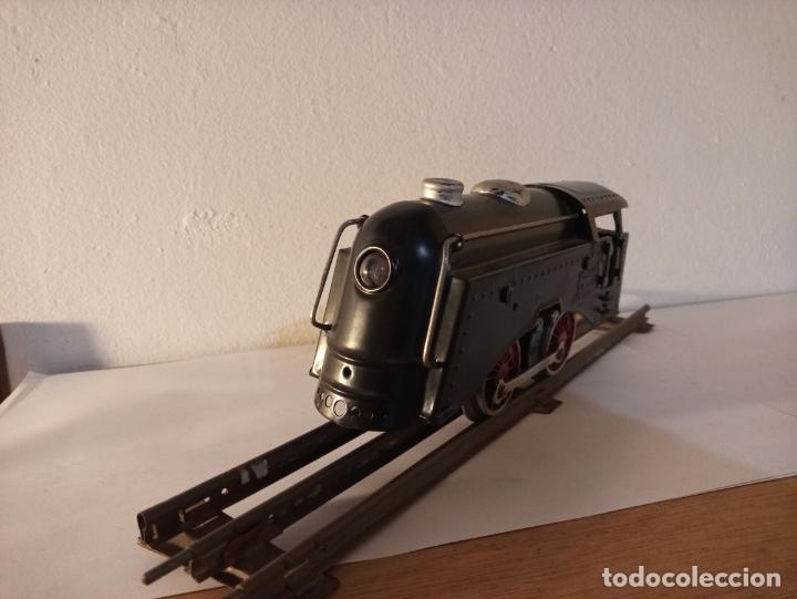 Trenes Escala: Locomotora vapor paya fantasma escala 0 - Foto 12 - 181072381