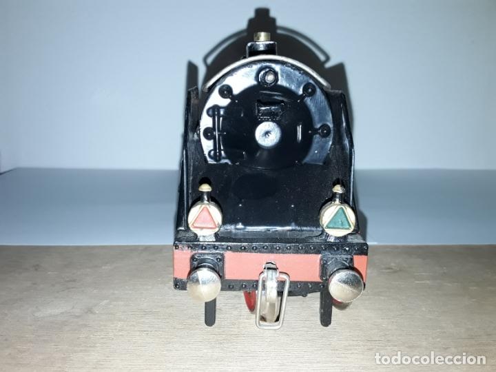 Trenes Escala: Antigua locomotora paya - Santa Fe 1101 escala 0 - Foto 2 - 181755515
