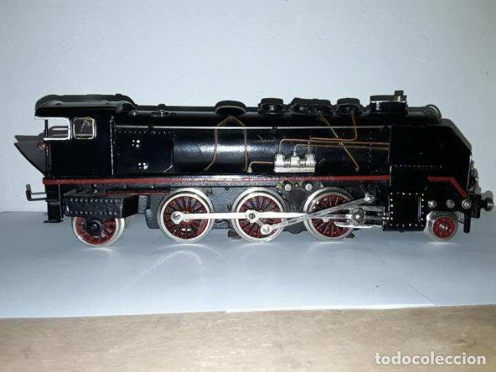 Trenes Escala: Antigua locomotora paya - Santa Fe 1101 escala 0 - Foto 3 - 181755515