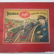 Trenes Escala: TREN JOSFEL - AÑOS 50 - EN SU CAJA ORIGINAL Y EN MUY BUEN ESTADO. Lote 182885671