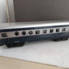 Trenes Escala: ANTIGUO VAGON AÑOS 50 ESCALA O DE JOSFEL BARCELONA UNION PACIFIC JOSFEL . Lote 182983206