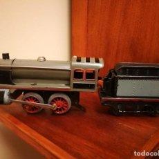 Trenes Escala: LOCOMOTORA PAYA RARISIMA ESCALA 0. Lote 183758317