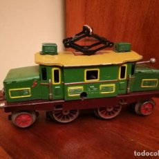 Trenes Escala: LOCOMOTORA PAYA COCODRILO ESCALA 0. Lote 183758530
