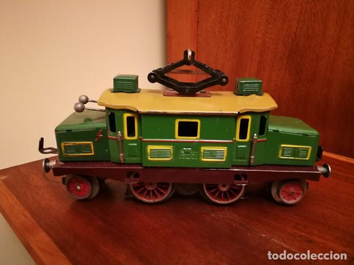 Trenes Escala: LOCOMOTORA PAYA COCODRILO ESCALA 0 - Foto 2 - 183758530