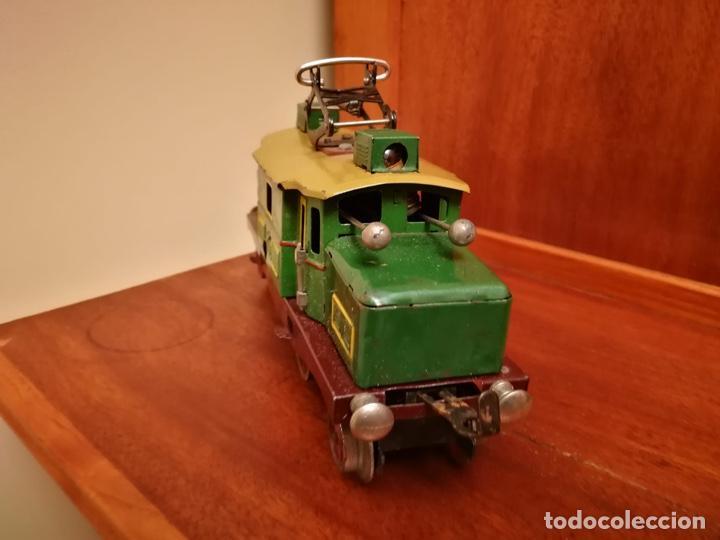 Trenes Escala: LOCOMOTORA PAYA COCODRILO ESCALA 0 - Foto 3 - 183758530