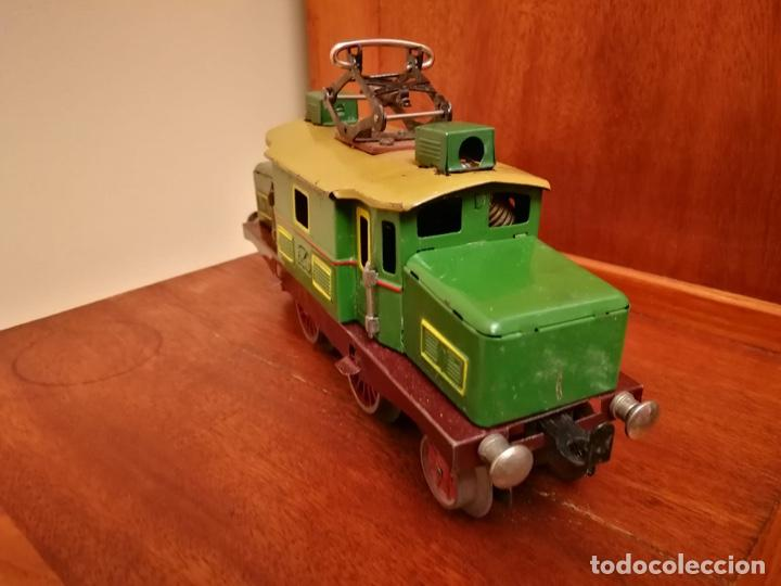 Trenes Escala: LOCOMOTORA PAYA COCODRILO ESCALA 0 - Foto 4 - 183758530