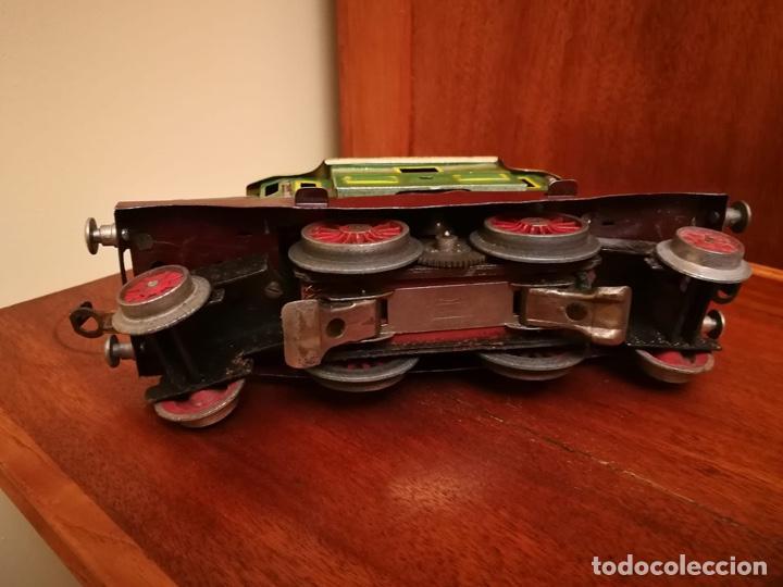 Trenes Escala: LOCOMOTORA PAYA COCODRILO ESCALA 0 - Foto 5 - 183758530