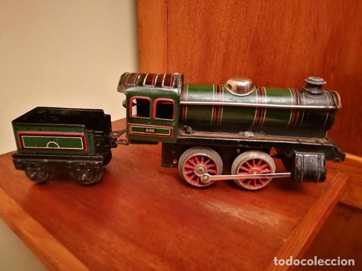 Trenes Escala: LOCOMOTORA PAYA 896 ESCALA 0 - Foto 2 - 183758631