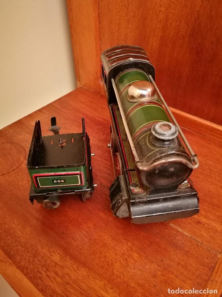 Trenes Escala: LOCOMOTORA PAYA 896 ESCALA 0 - Foto 4 - 183758631